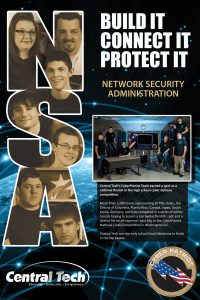 2014 Cyber Patriot Team