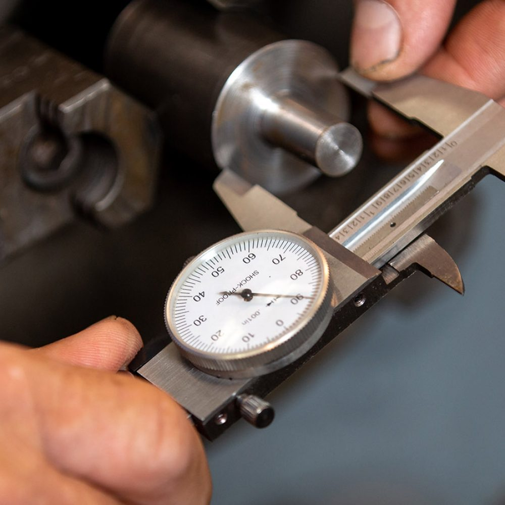 photo of industrial maintenance operating at Central Tech