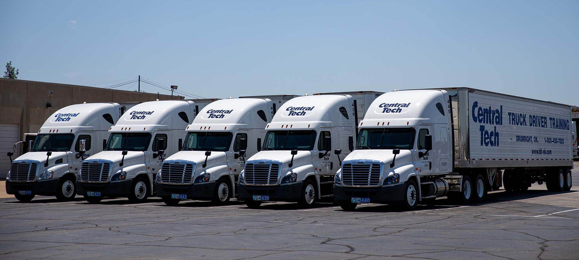 Commercial Driver's License - Are you ready to earn yours?