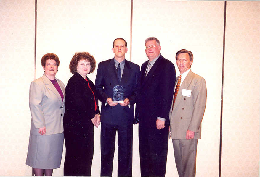 Central Tech wins the National Telecommunications Award