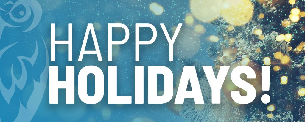 Happy Holidays from Central Tech